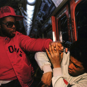 fiftyfiveuploads - New York subways in the 70s...