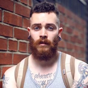 fiftyfiveuploads - Jonathan Daniel Pryce: 100 Beards
