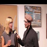fiftyfivetv - Moniker Art fair 2014: Joe Peel
