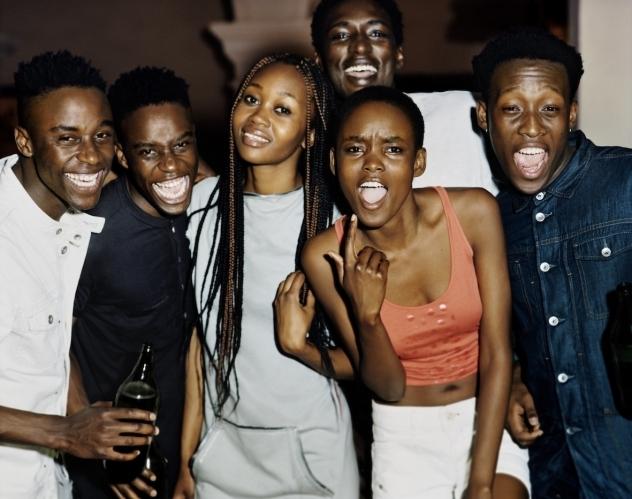 fiftyfiveuploads - diesel + edun = studio africa