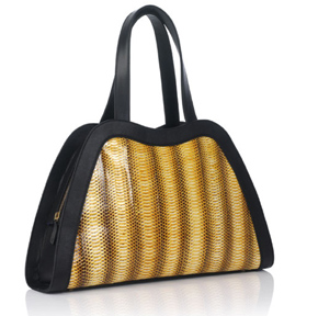 fiftyfiveuploads - London-based handbag brand Feather.M
